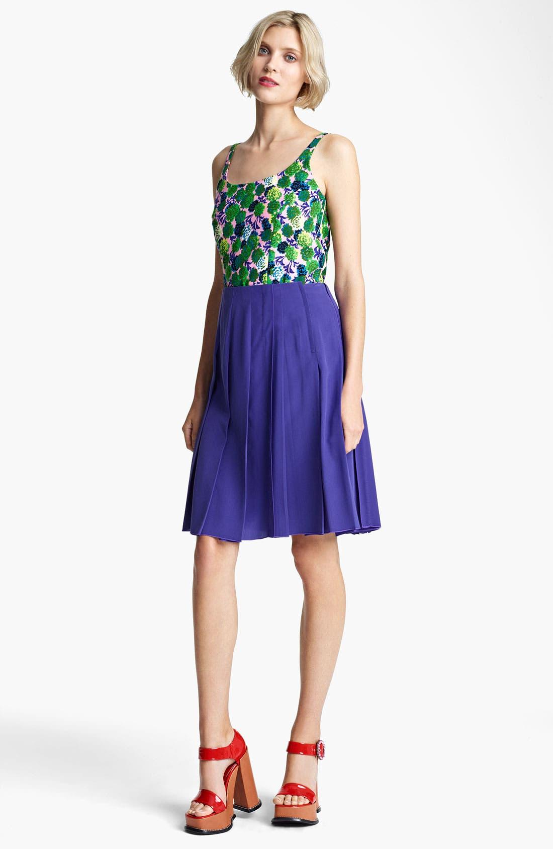 Alternate Image 4  - MARC JACOBS Pleated Skirt