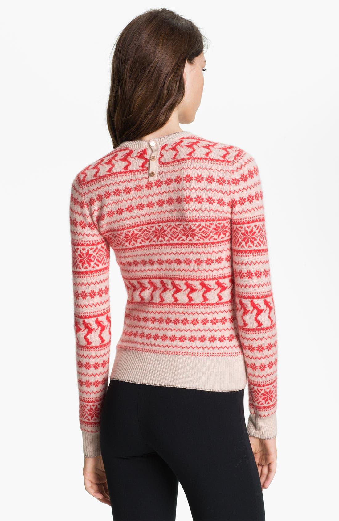 Alternate Image 2  - Ted Baker London 'Dawni' Fair Isle Sweater