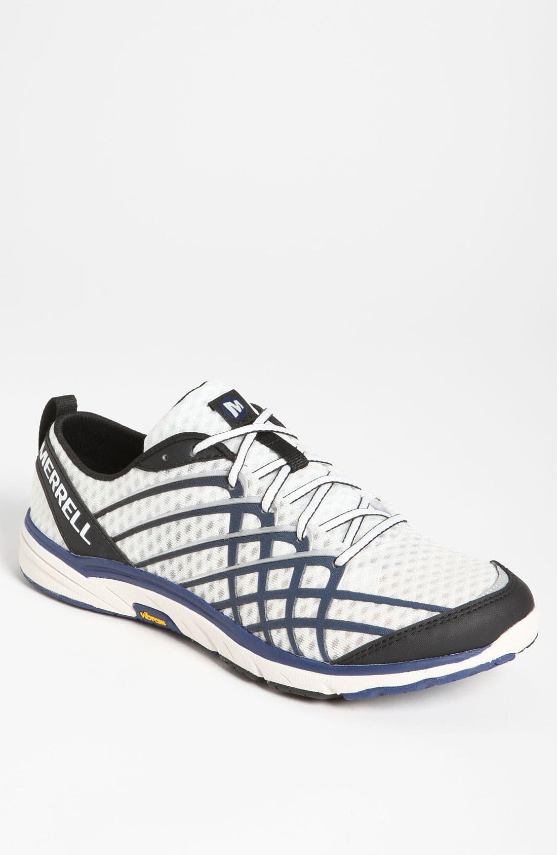 Alternate Image 1 Selected - Merrell 'Bare Access' Running Shoe (Men)
