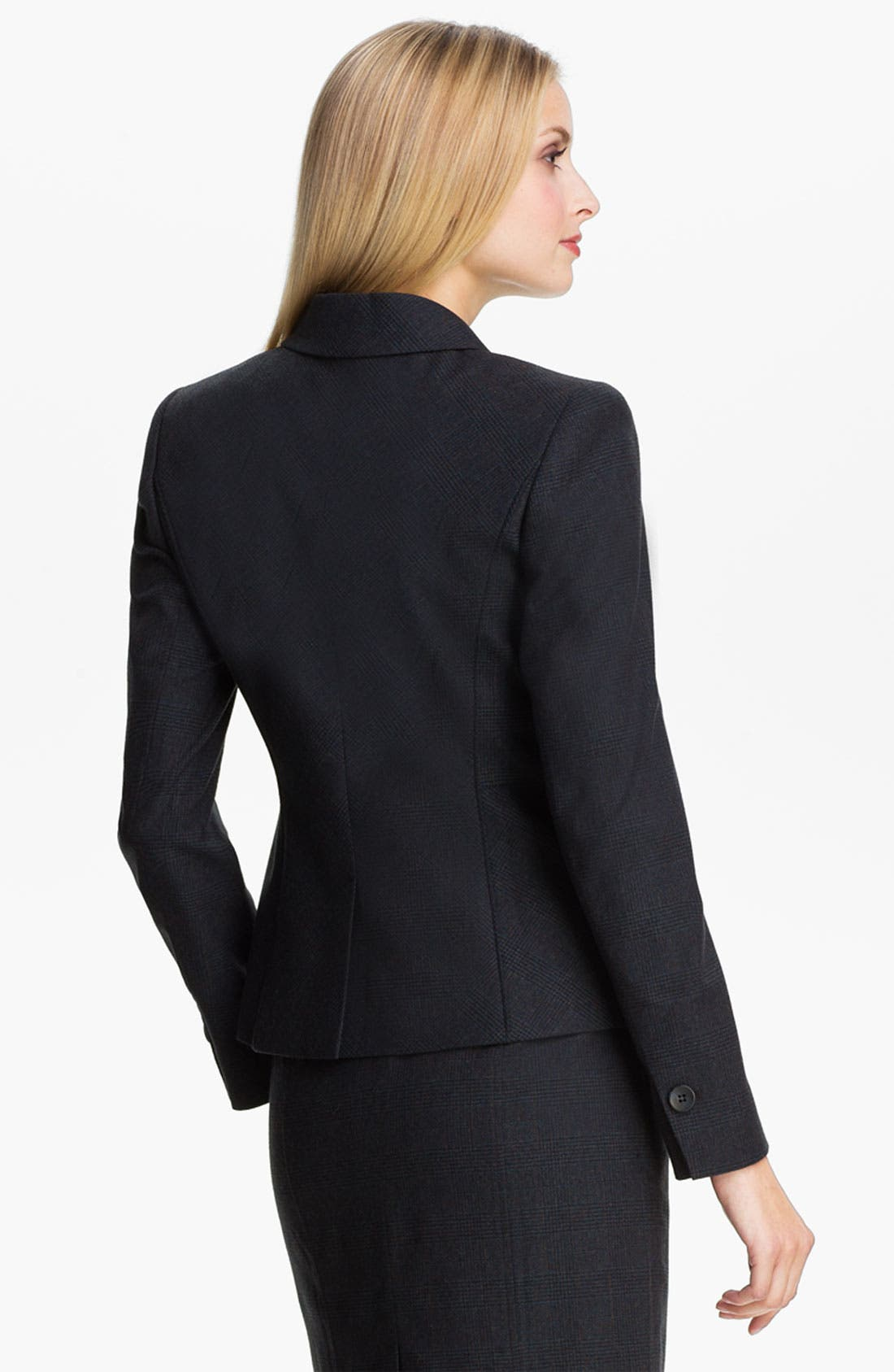 Alternate Image 2  - Classiques Entier® 'Adima Check' Jacket