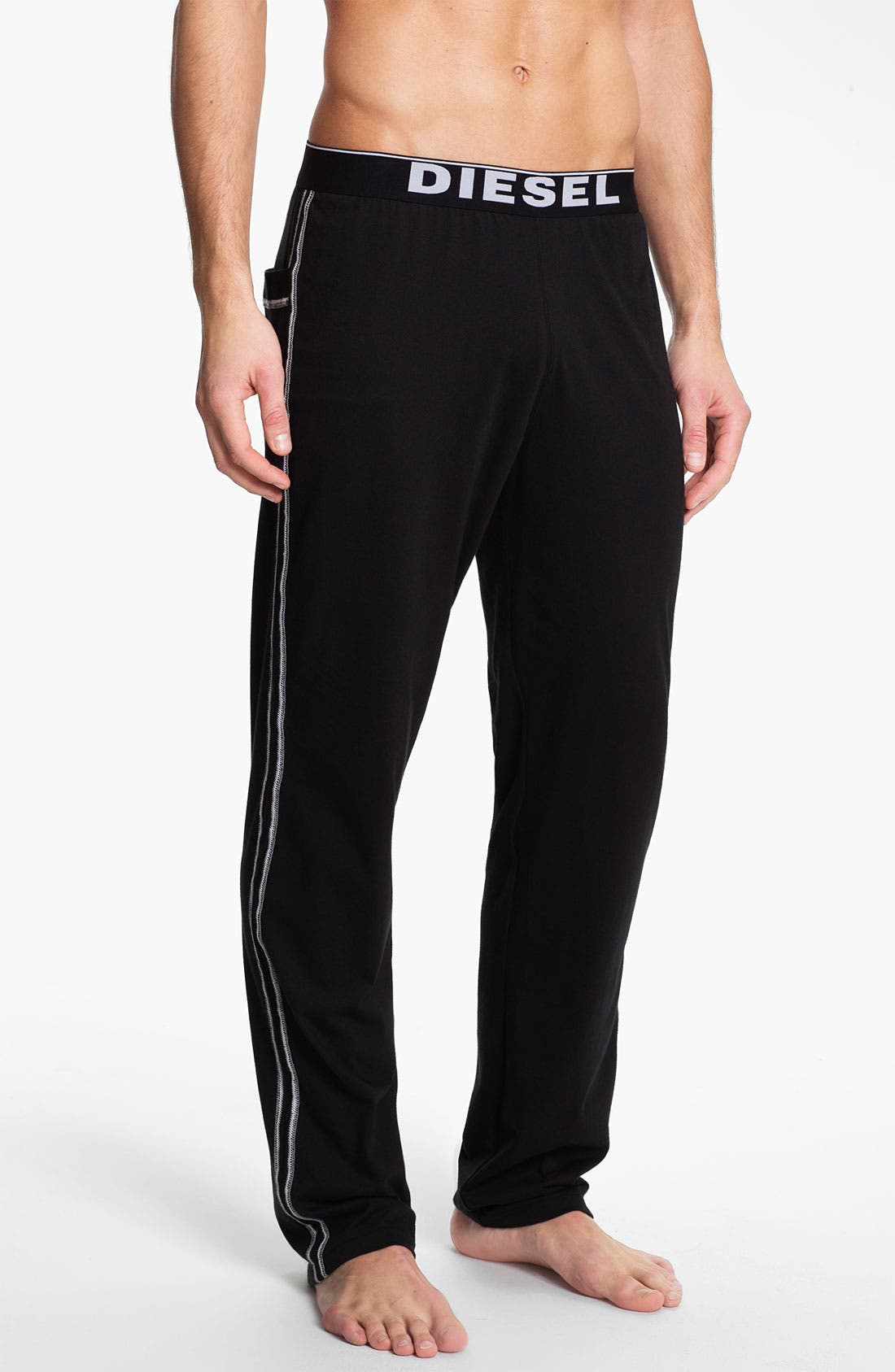 Alternate Image 1 Selected - DIESEL® 'Adonis' Lounge Pants