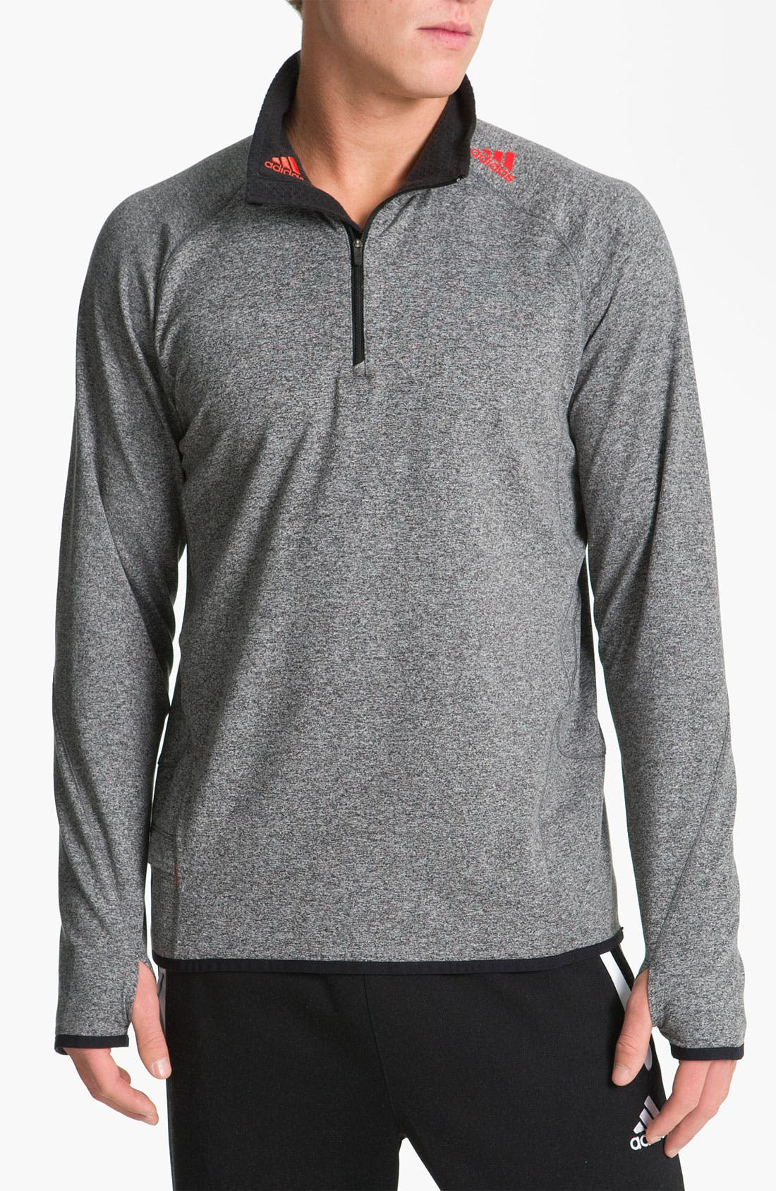 Main Image - adidas 'CLIMA Elite' Quarter Zip Tech Pullover