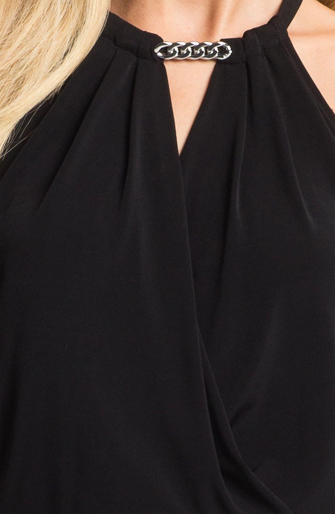 Alternate Image 3  - MICHAEL Michael Kors Elliptical Hem Dress