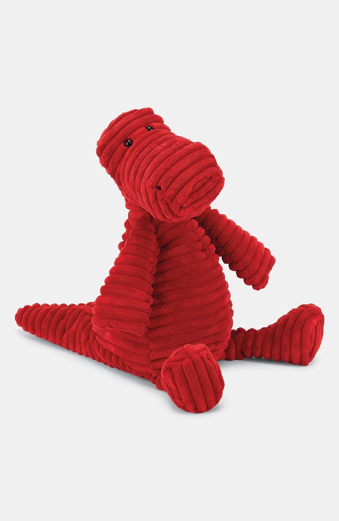 Main Image - Jellycat 'Cordy Roy' Dinosaur Stuffed Animal