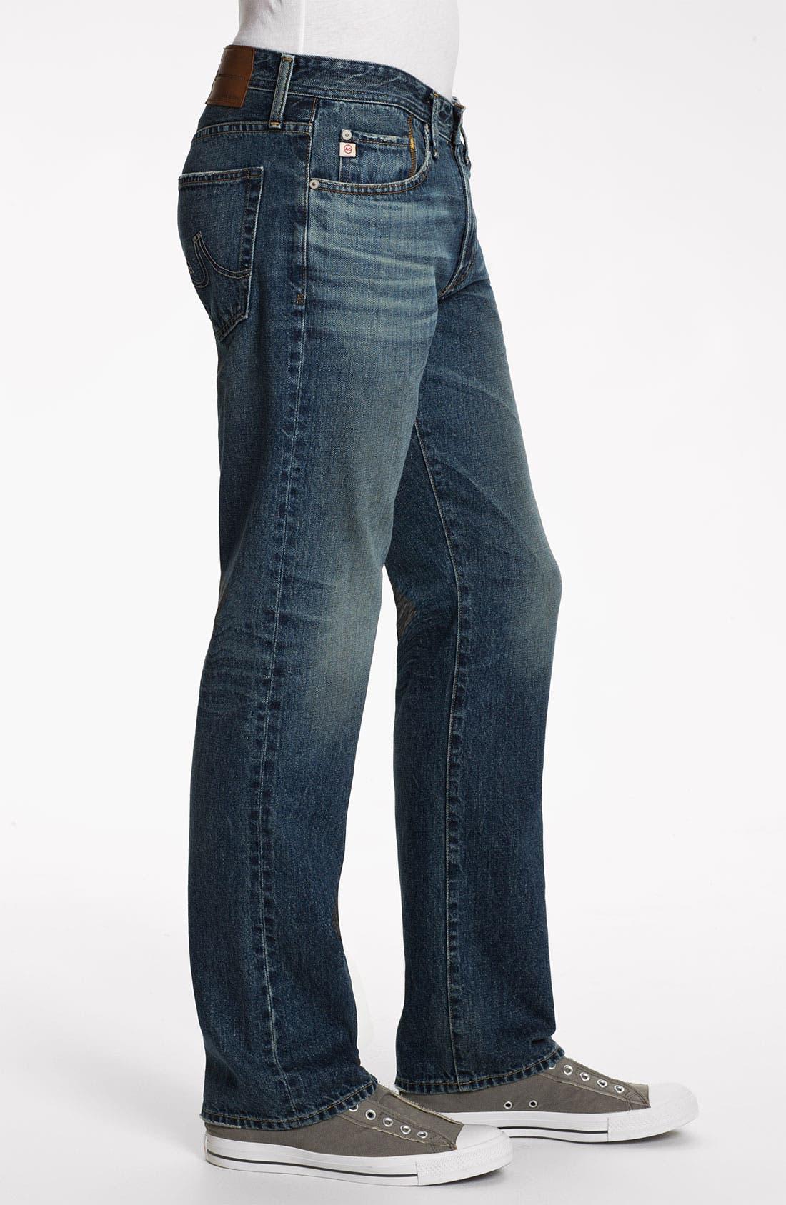 Alternate Image 3  - AG Jeans 'Protégé' Straight Leg Jeans (12-Years Original)