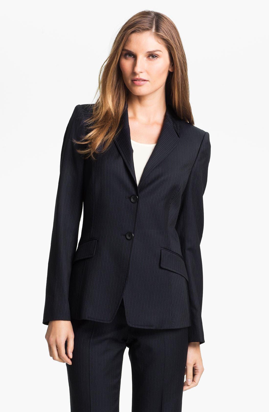Main Image - Santorelli 'Vicky' Shaped Jacket