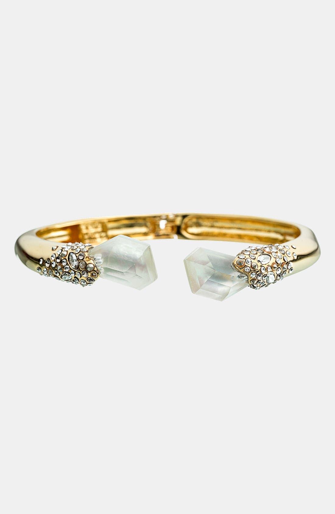 Alternate Image 1 Selected - Alexis Bittar 'Miss Havisham - Bel Air' Stone Cap Cuff Bracelet