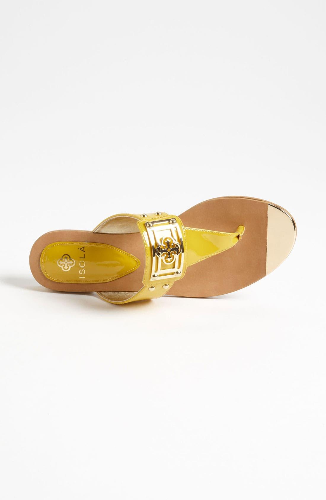 Alternate Image 3  - Isolá 'Alary II' Sandal