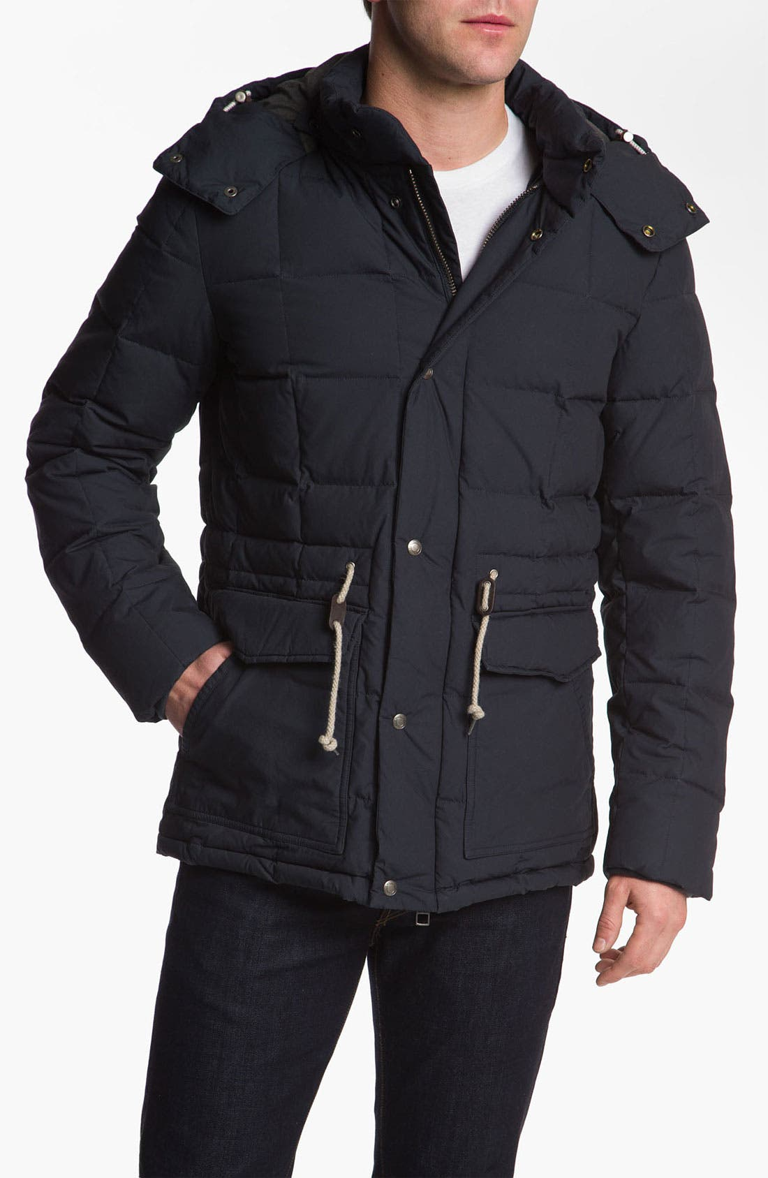 Alternate Image 1 Selected - Woolrich John Rich 'Yukon' Quilted Parka
