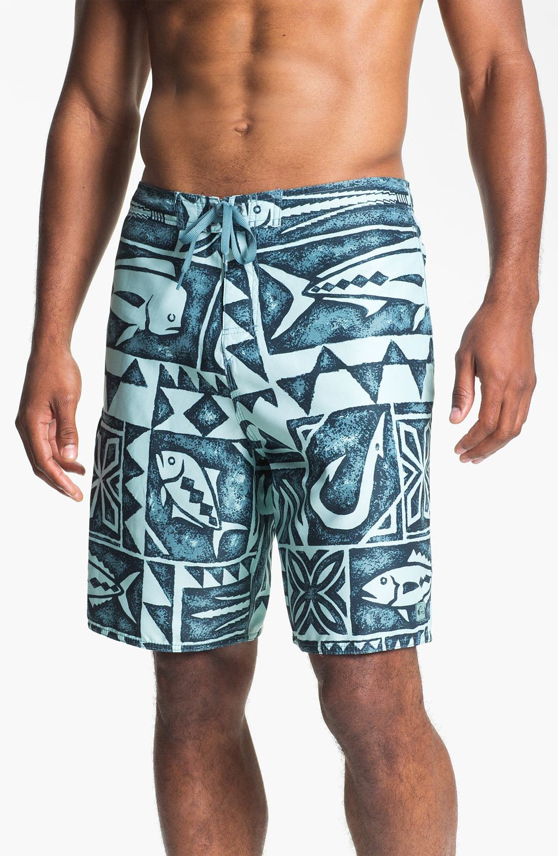 Alternate Image 1 Selected - Quiksilver 'Papua' Board Shorts