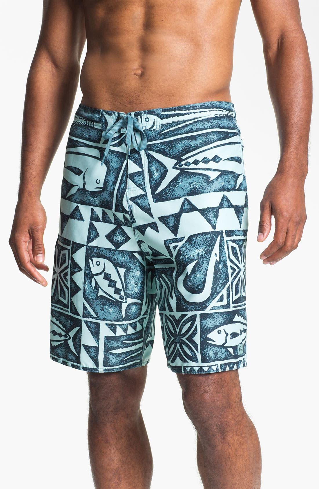Main Image - Quiksilver 'Papua' Board Shorts
