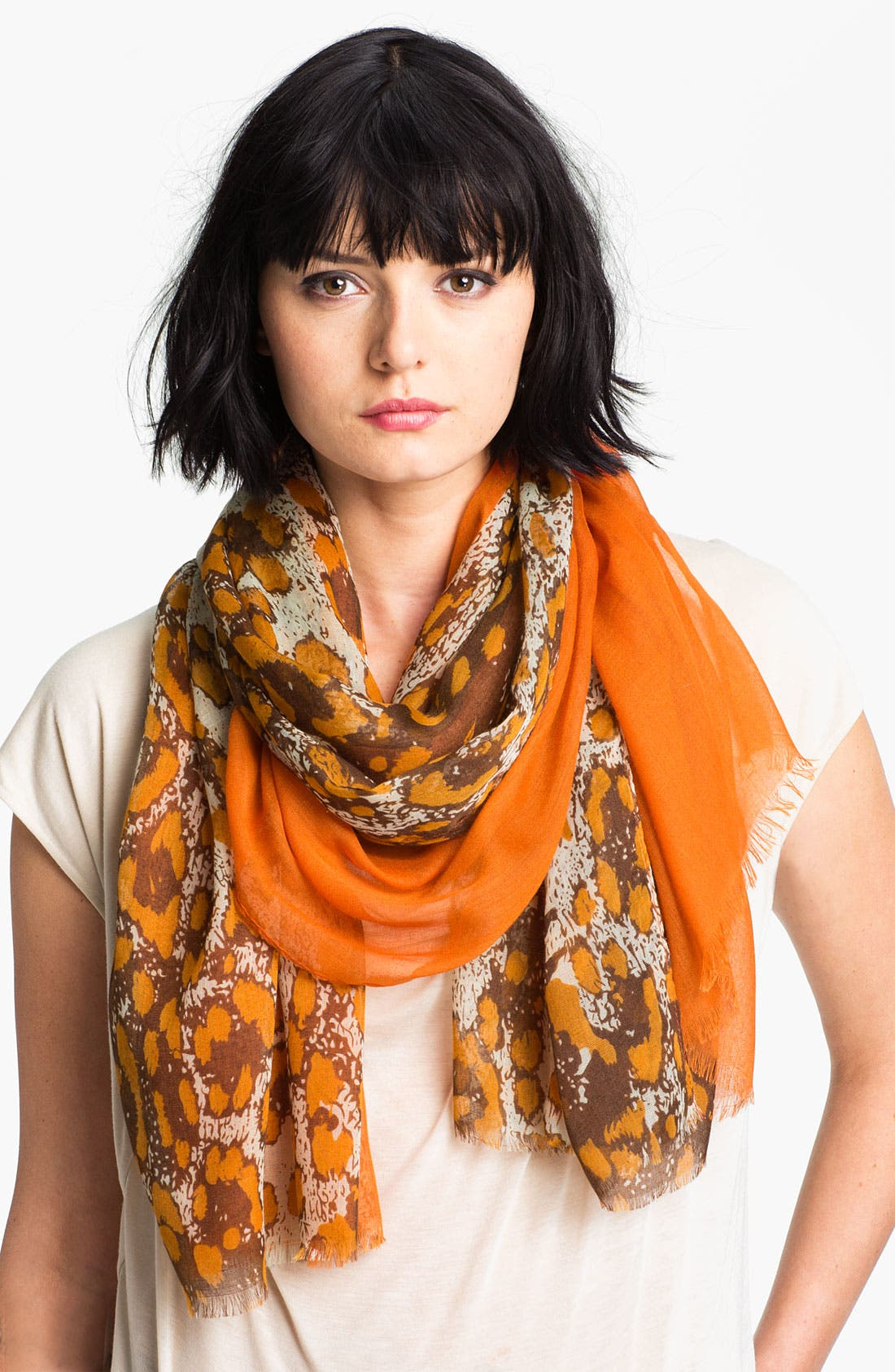 Alternate Image 1 Selected - Tasha 'Wild Kingdom' Scarf