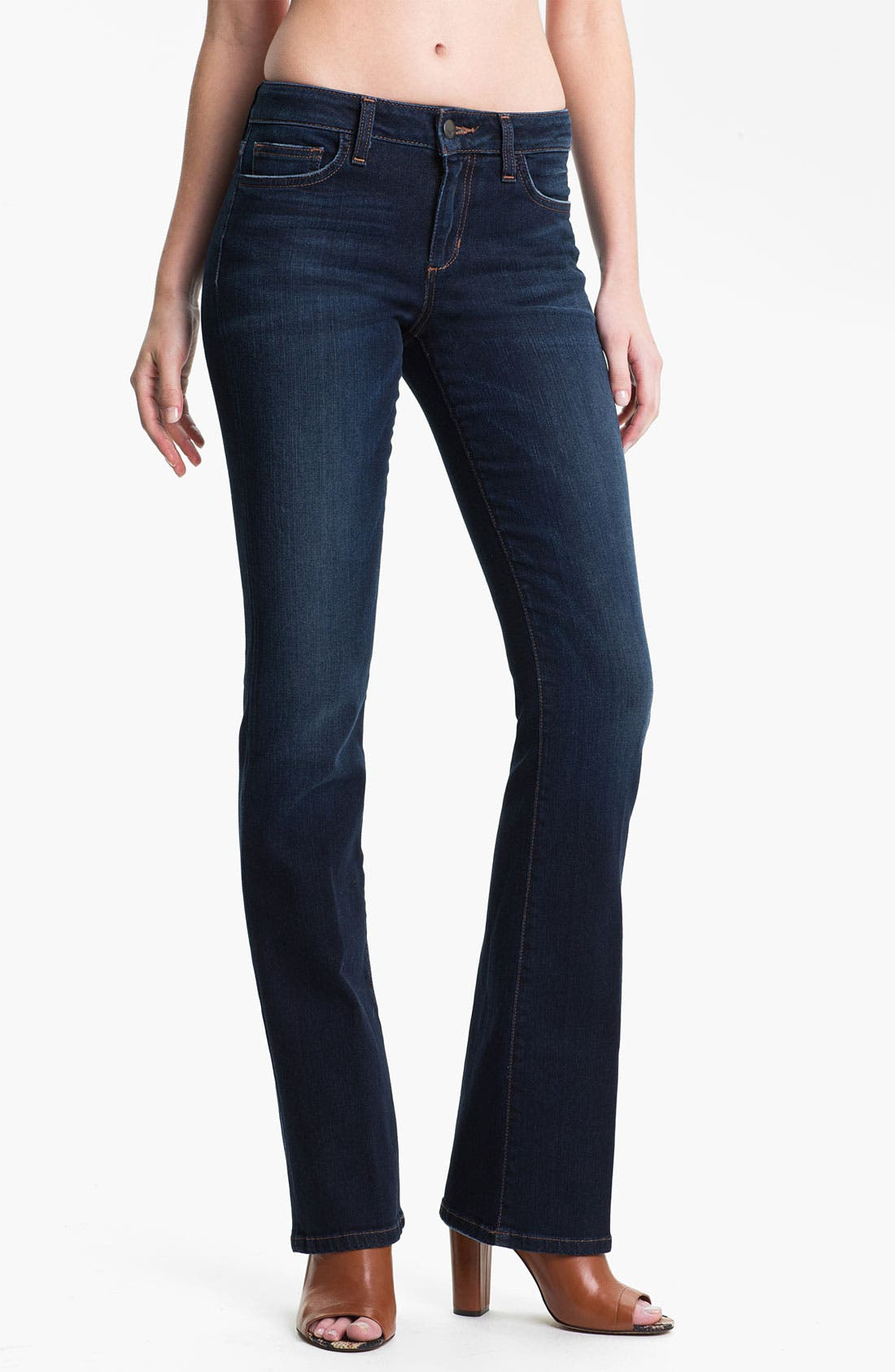 Alternate Image 1 Selected - Joe's Jeans 'The Honey' Curvy Bootcut Jeans (Marty)