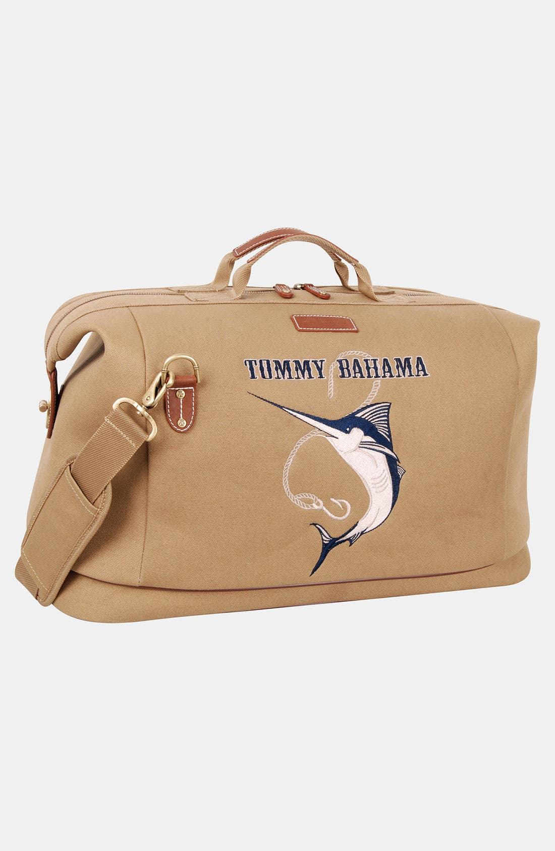 Alternate Image 1 Selected - Tommy Bahama 'Hook Me Up' Duffel Bag