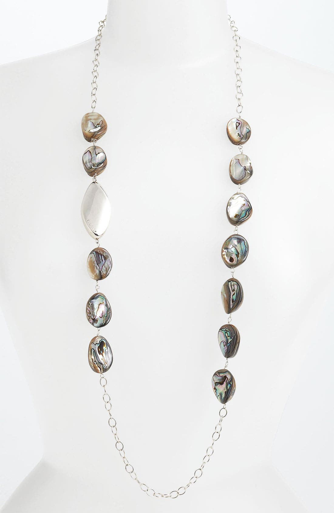 Alternate Image 1 Selected - Simon Sebbag 'Tahiti' Long Station Necklace
