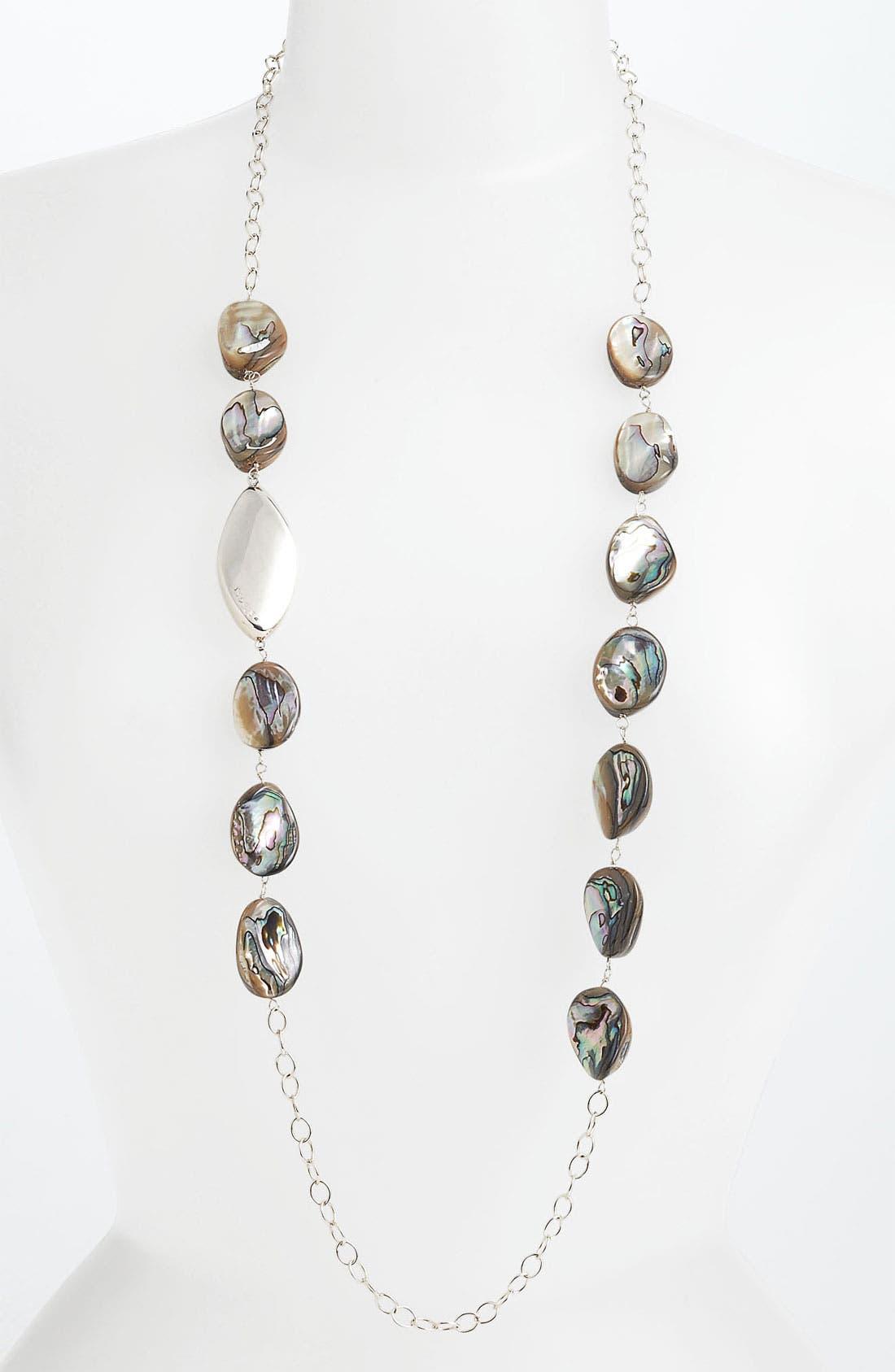 Main Image - Simon Sebbag 'Tahiti' Long Station Necklace