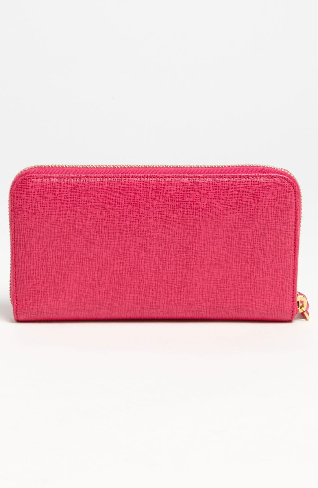 Alternate Image 3  - Fendi 'Crayons' Leather Wallet