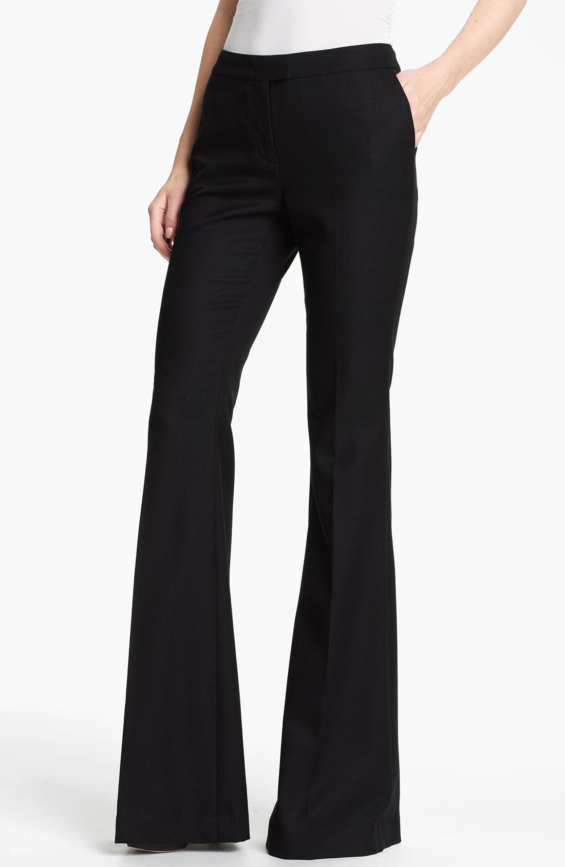 Alternate Image 1 Selected - Rachel Zoe 'Rachel' Flare Leg Pants (Long)