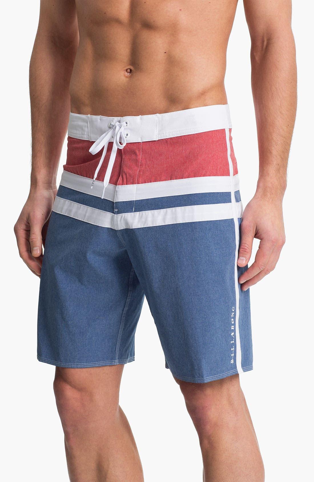 Main Image - Billabong 'Mute' Board Shorts