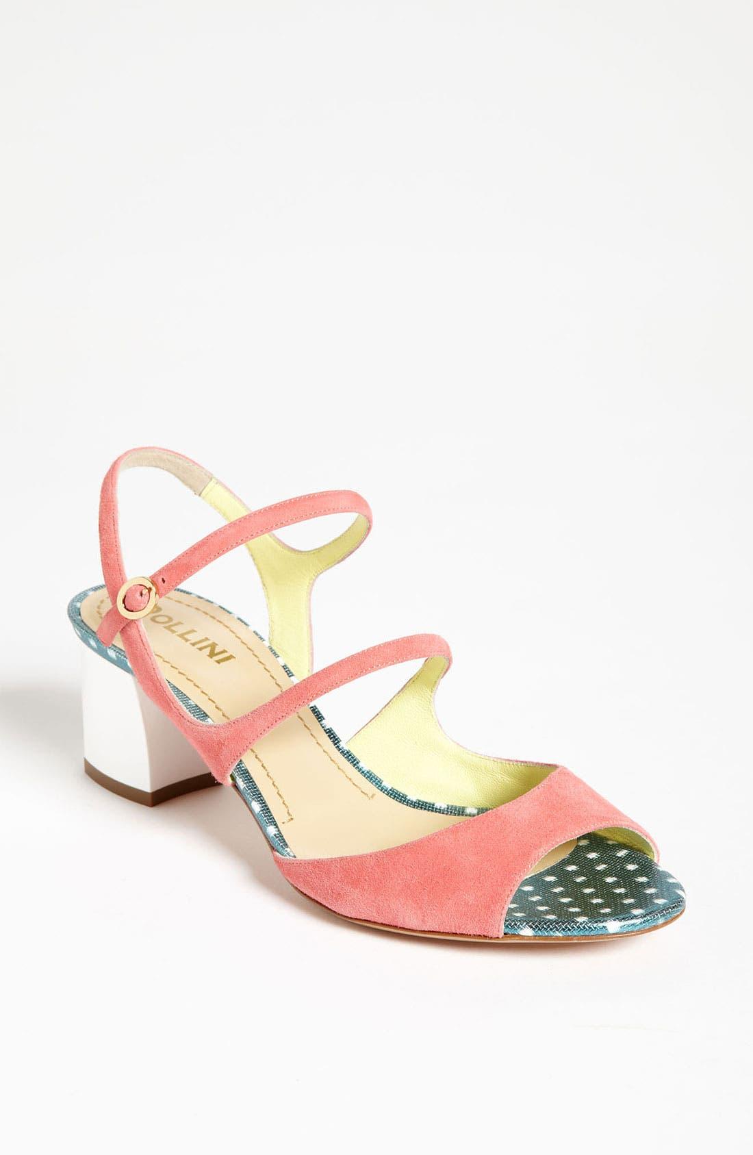 Alternate Image 1 Selected - Pollini Mid Sandal