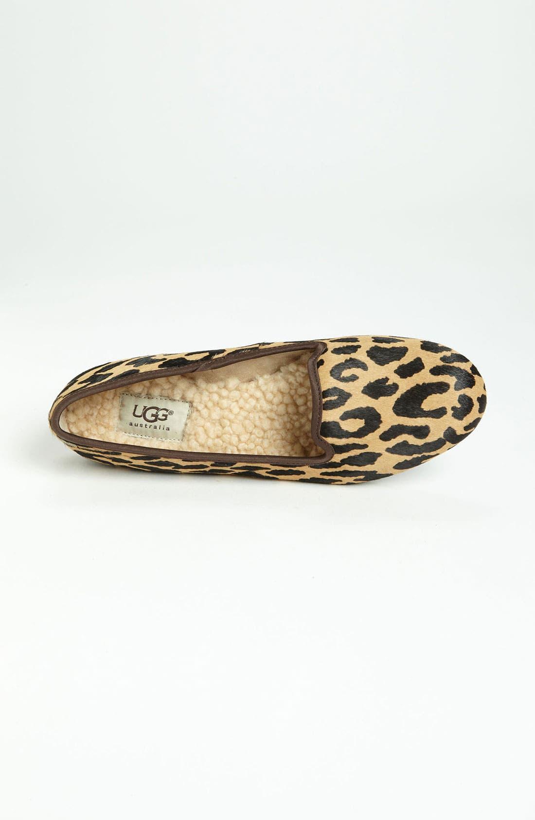 Alternate Image 3  - UGG® Australia 'Alloway Exotic' Slipper (Women)