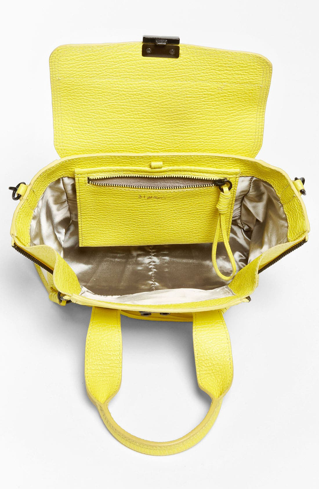 Alternate Image 3  - 3.1 Phillip Lim 'Mini Pashli' Leather Satchel