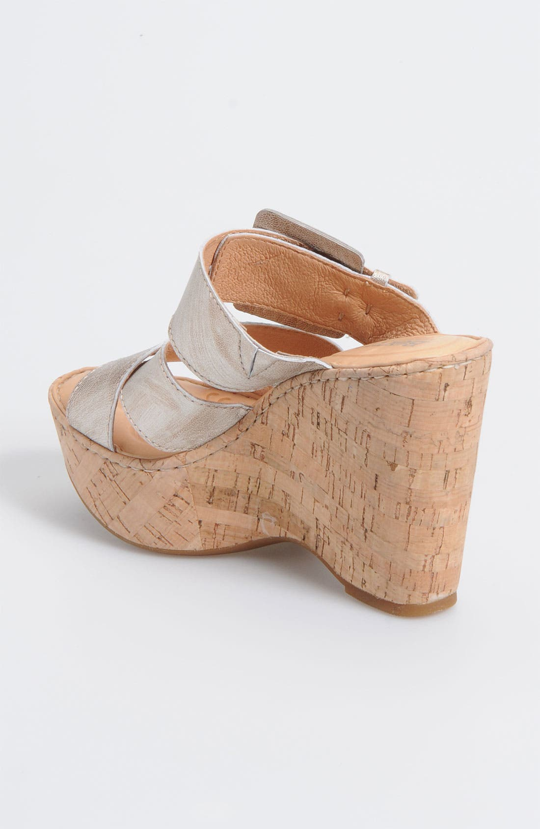 Alternate Image 2  - Børn 'Beau' Wedge Sandal (Nordstrom Exclusive)