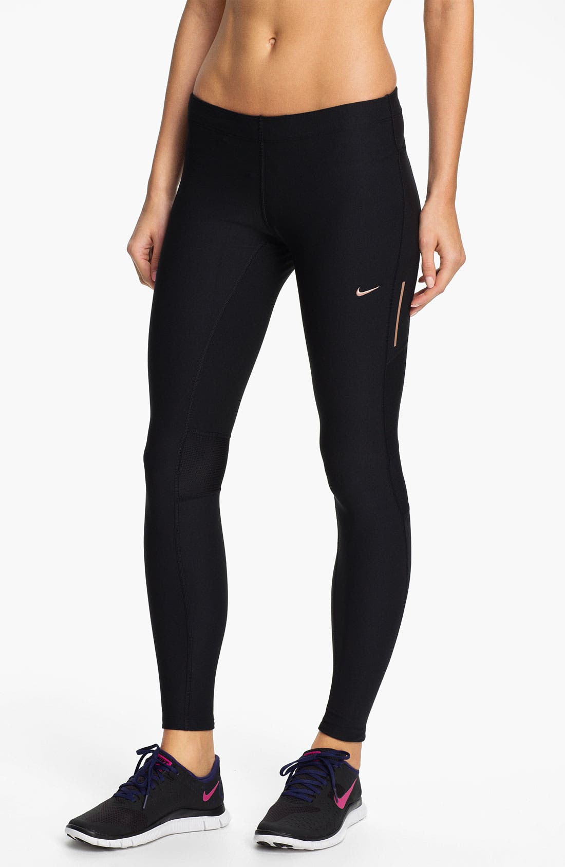 Alternate Image 1 Selected - Nike 'Tech' Tights
