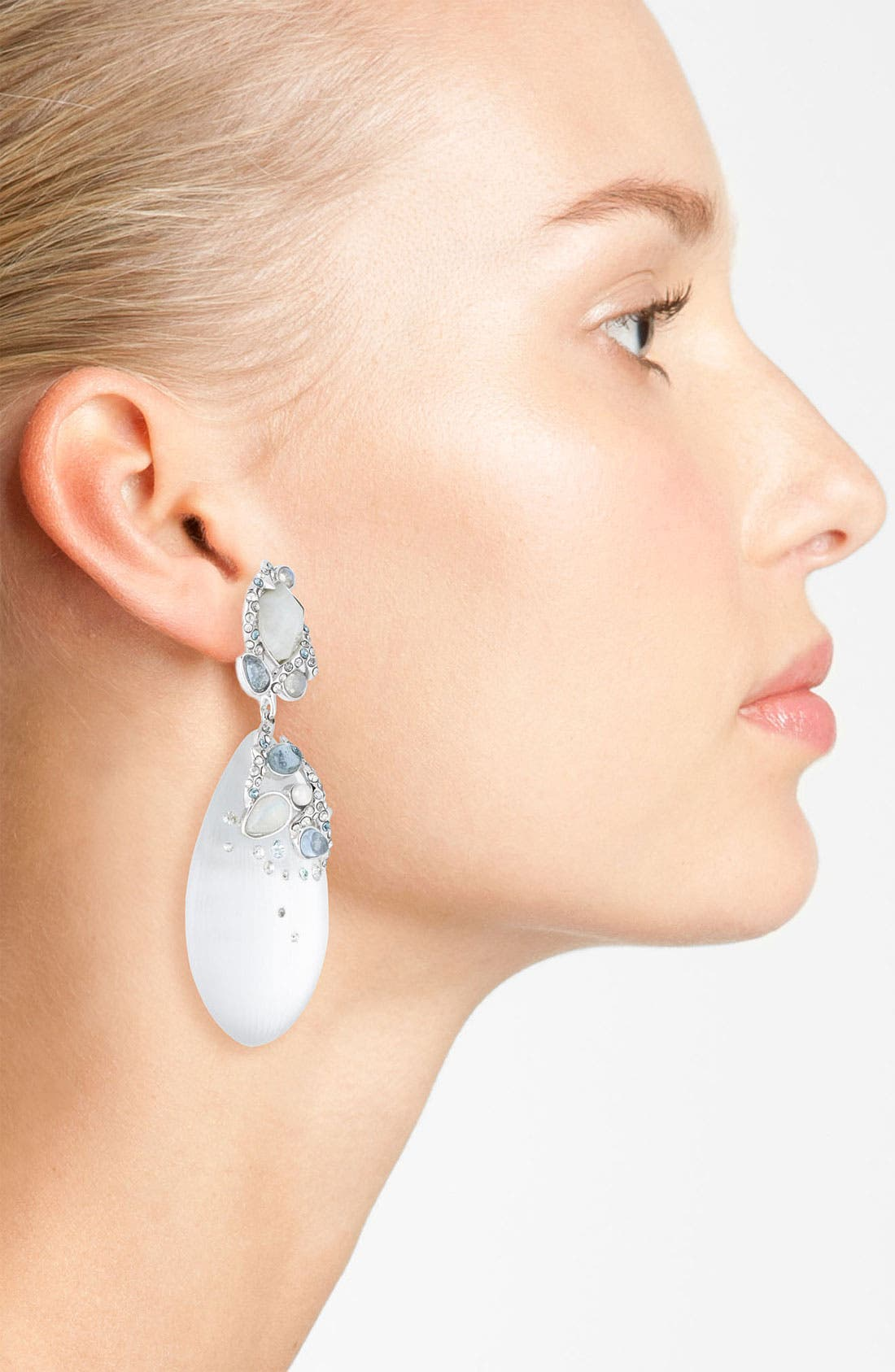 Alternate Image 2  - Alexis Bittar 'Wanderlust' Drop Clip Earrings