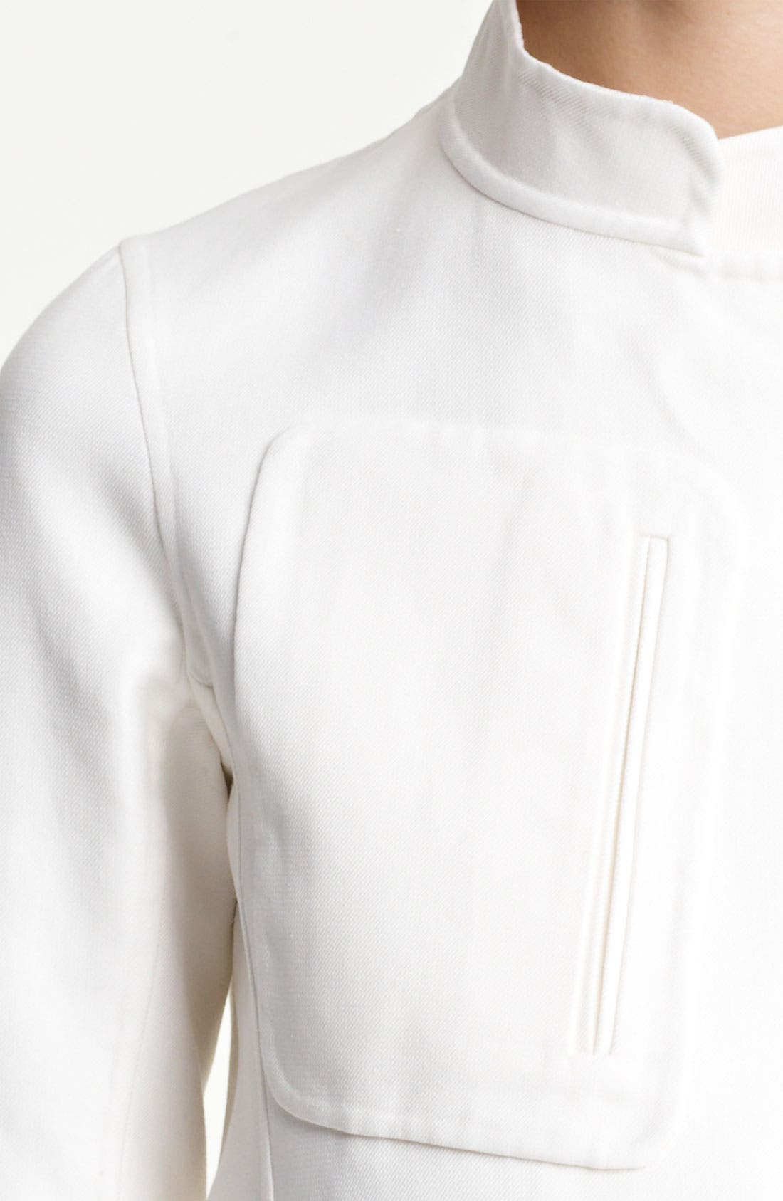 Alternate Image 3  - Jil Sander Gabardine Jacket