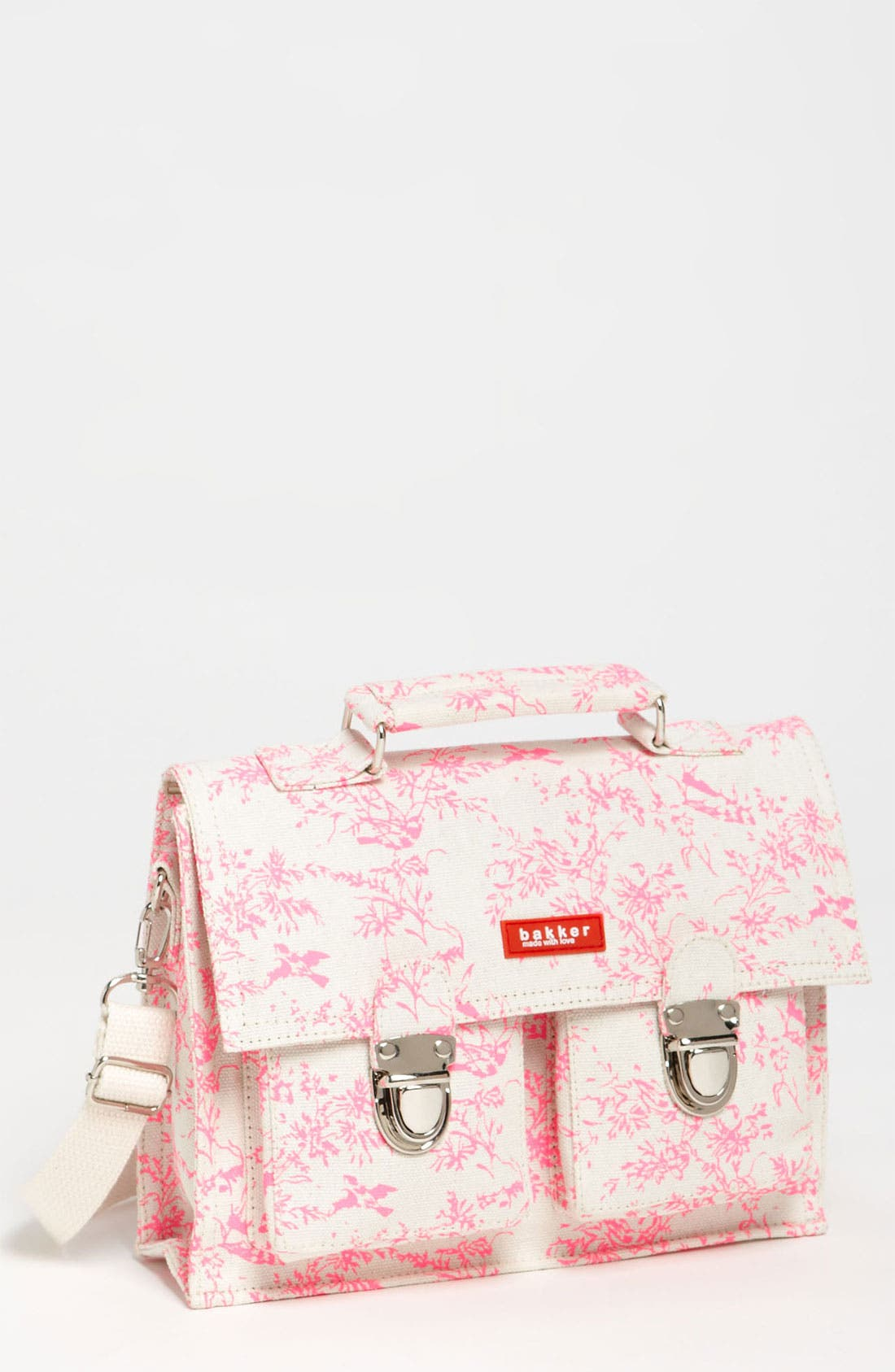 Alternate Image 1 Selected - Bakker Made With Love 'Mini' School Bag (Girls)