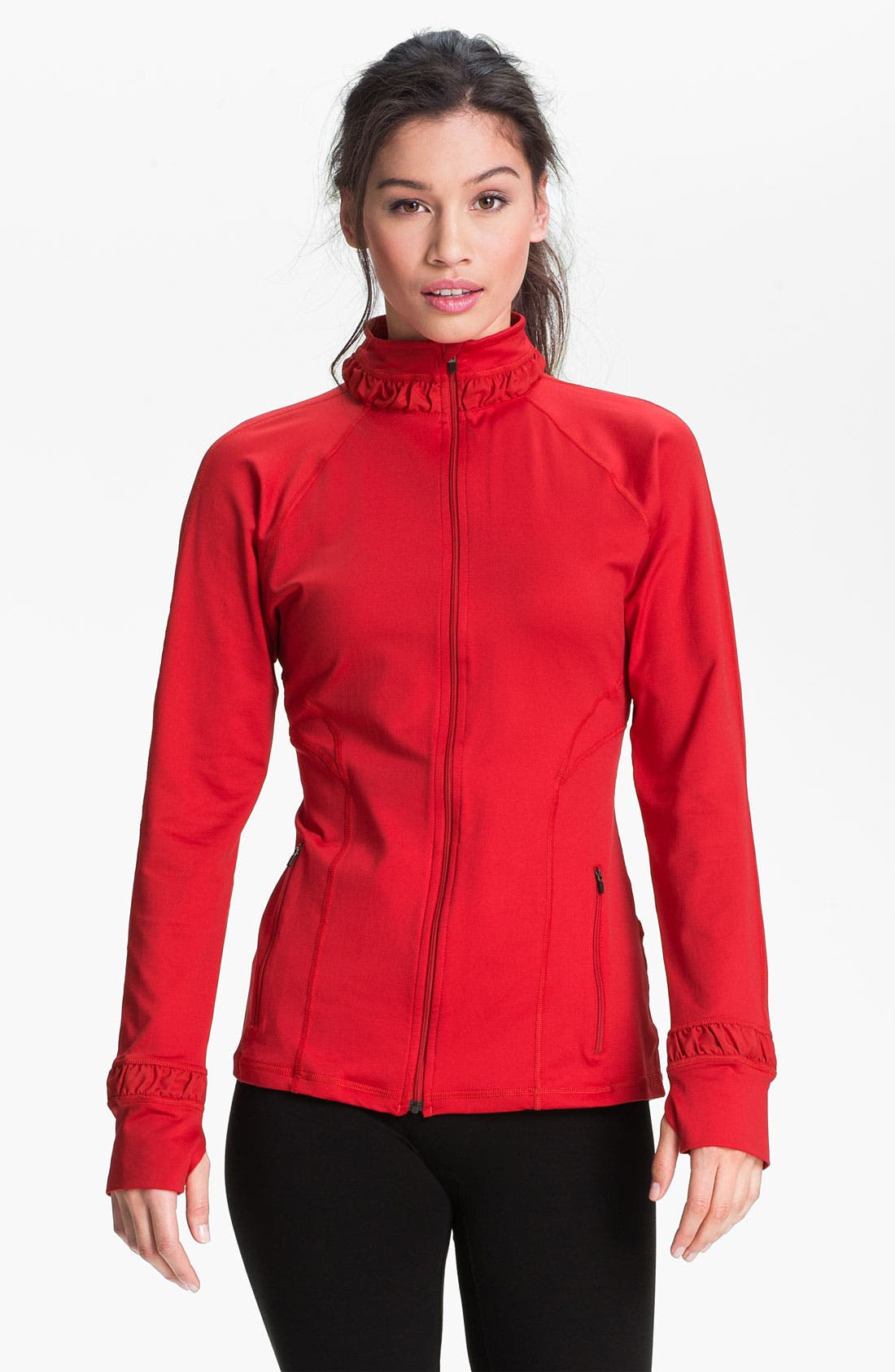 Alternate Image 1 Selected - SPANX® 'Contour' Activewear Jacket