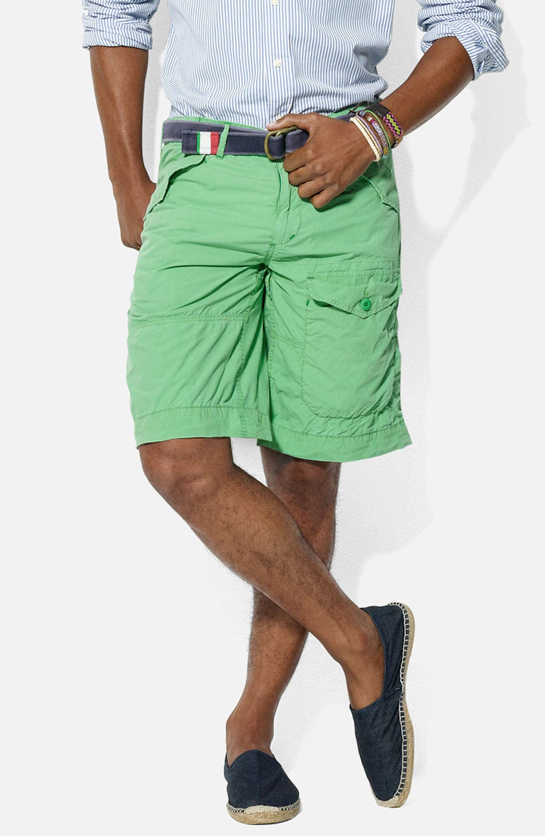 Alternate Image 1 Selected - Polo Ralph Lauren 'Authentic Observer' Shorts