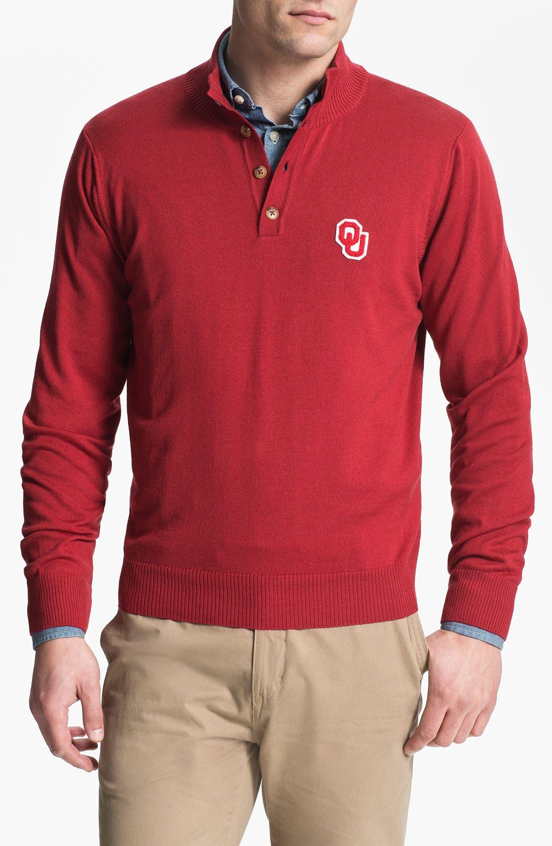 Alternate Image 1 Selected - Thomas Dean 'Oklahoma' Wool Sweater