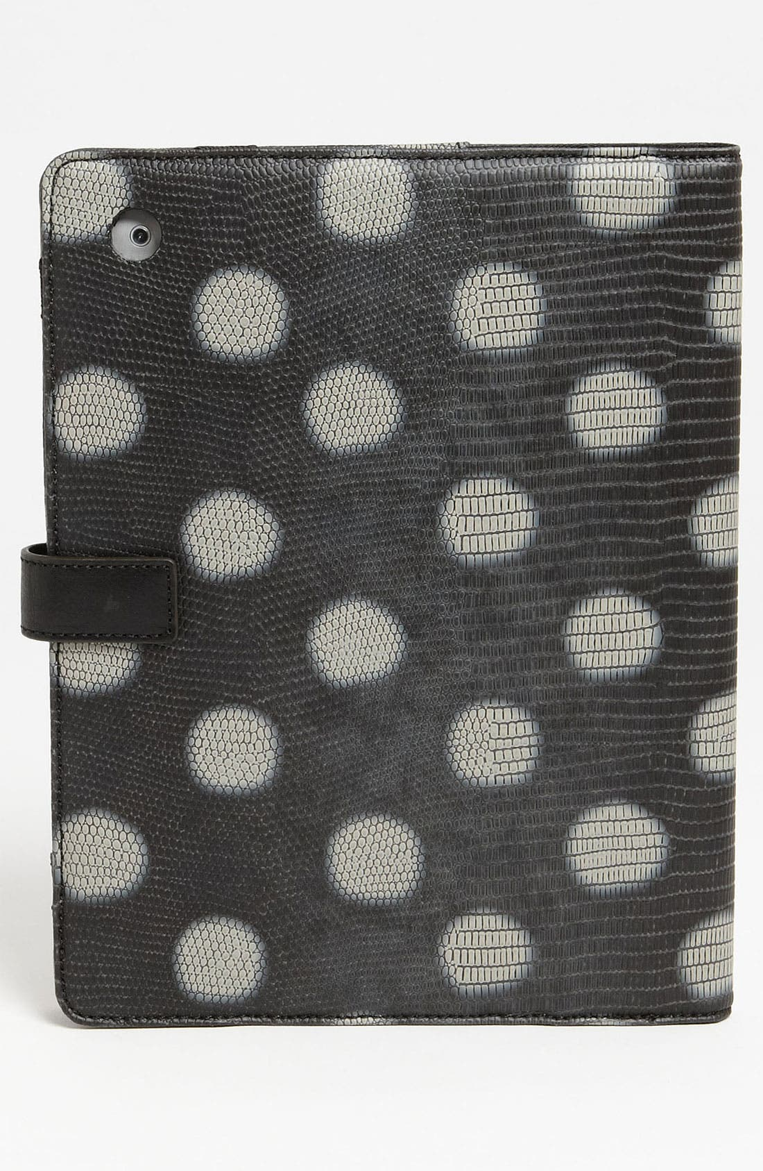 Alternate Image 4  - MARC BY MARC JACOBS 'Take Me - Lizzie Dots' Embossed iPad Case