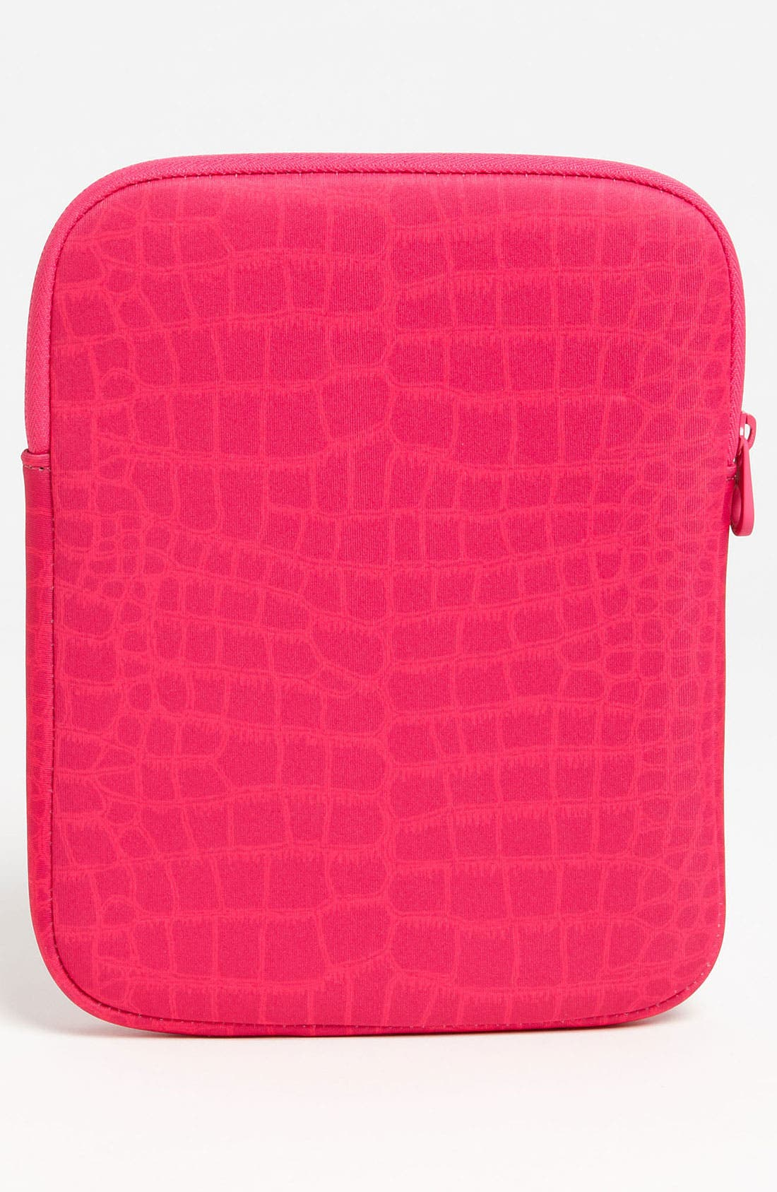Alternate Image 4  - MARC BY MARC JACOBS 'Trompe l'Oeil' Croc Print Tablet Sleeve
