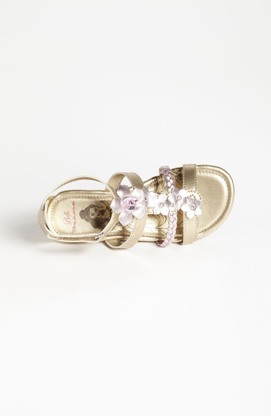Alternate Image 3  - Stride Rite 'Disney™ - Belle' Sandal (Toddler)