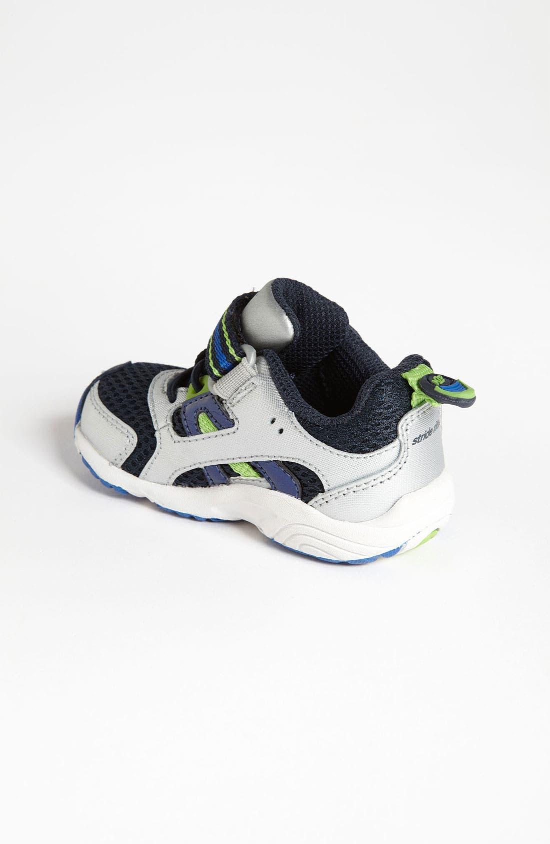 Alternate Image 2  - Stride Rite 'Baby Thorpe' Sneaker (Baby, Walker & Toddler)