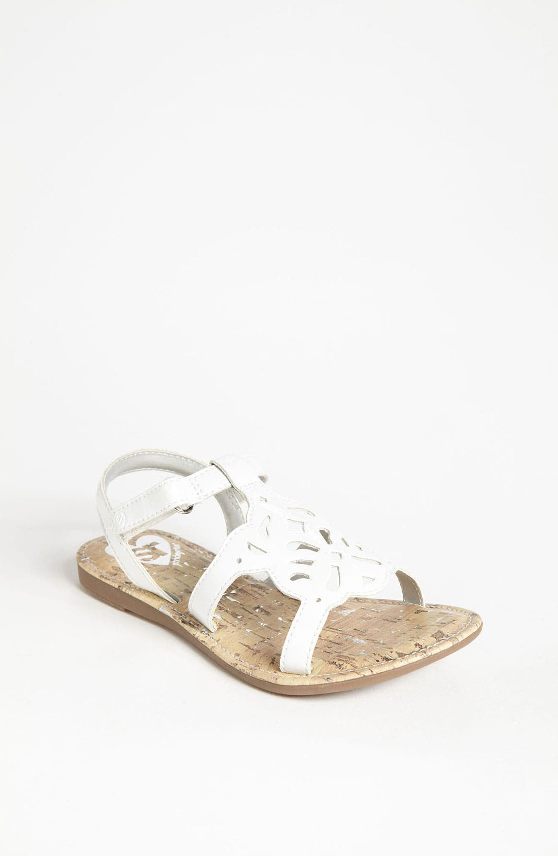 Alternate Image 1 Selected - Stride Rite 'Tessa' Sandal (Toddler & Little Kid)