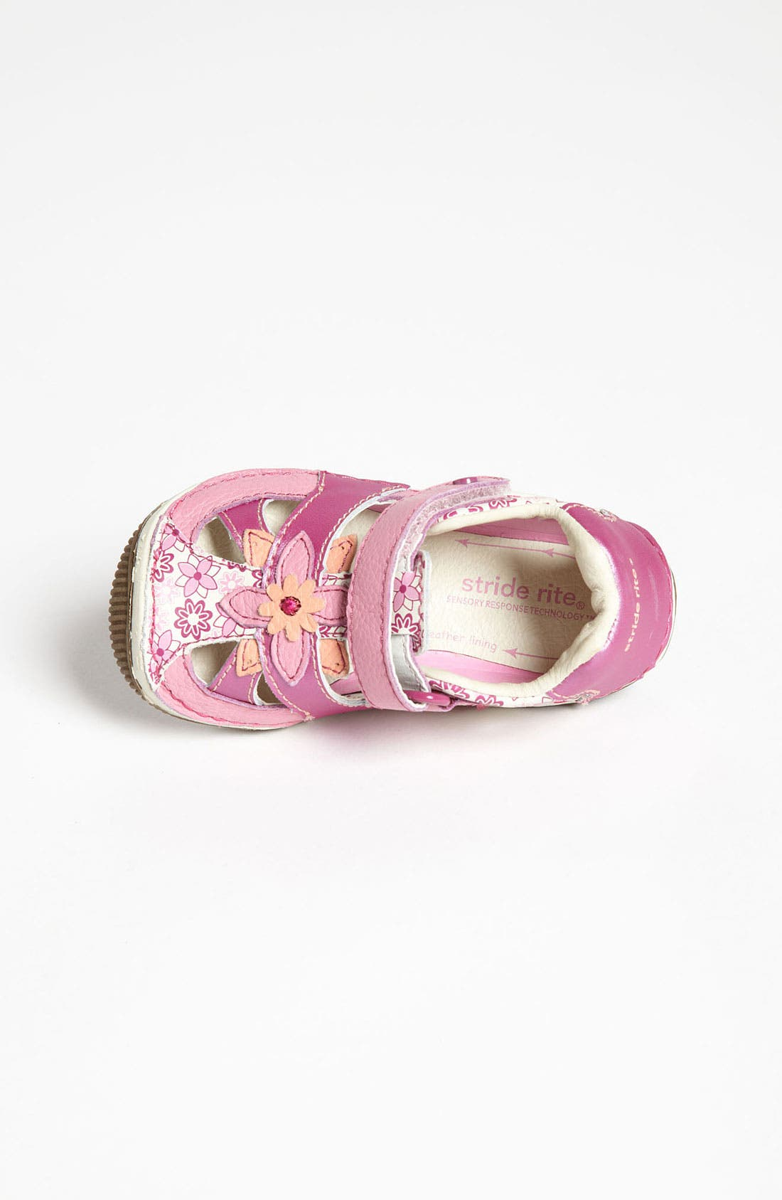 Alternate Image 3  - Stride Rite 'Junie' Sandal (Baby, Walker & Toddler)