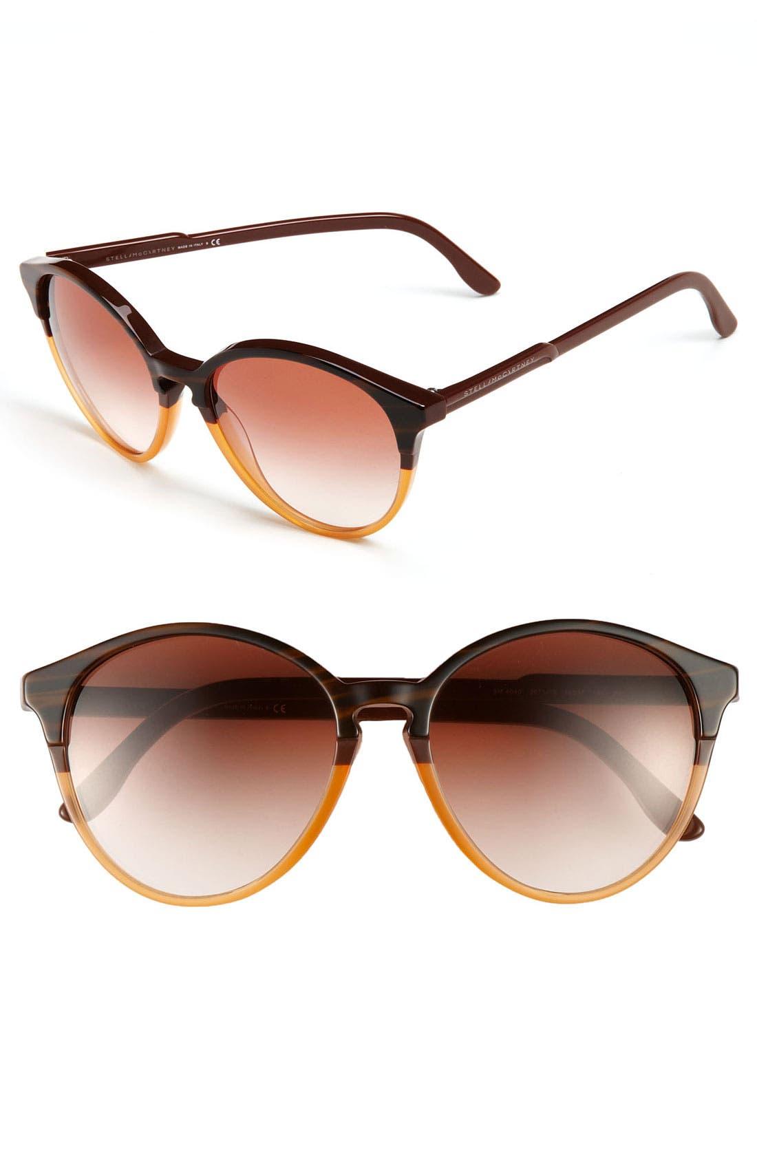 Main Image - Stella McCartney 45mm Retro Sunglasses