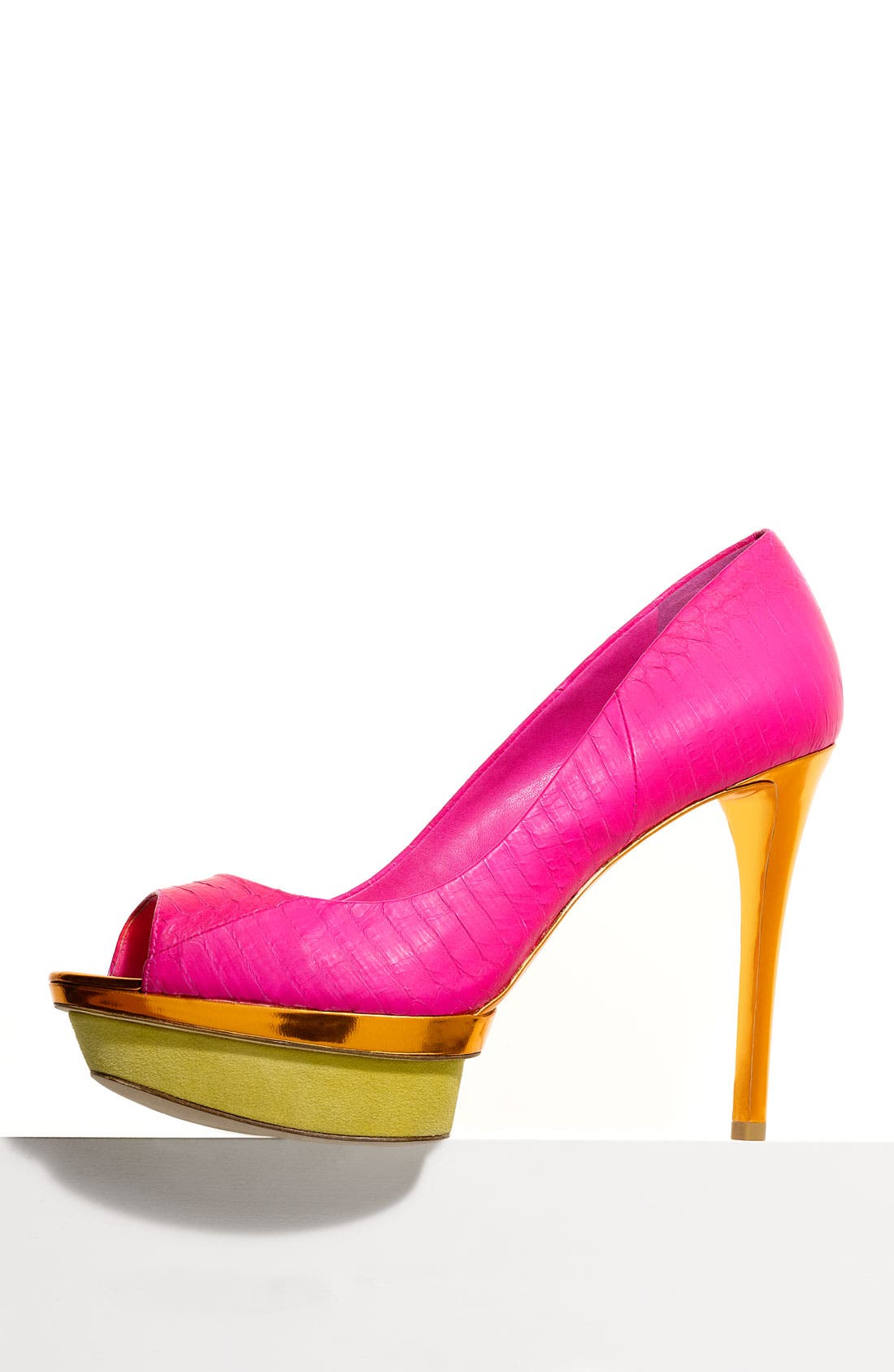 Alternate Image 5  - B Brian Atwood 'Franciska' High Pump (Exclusive Color)