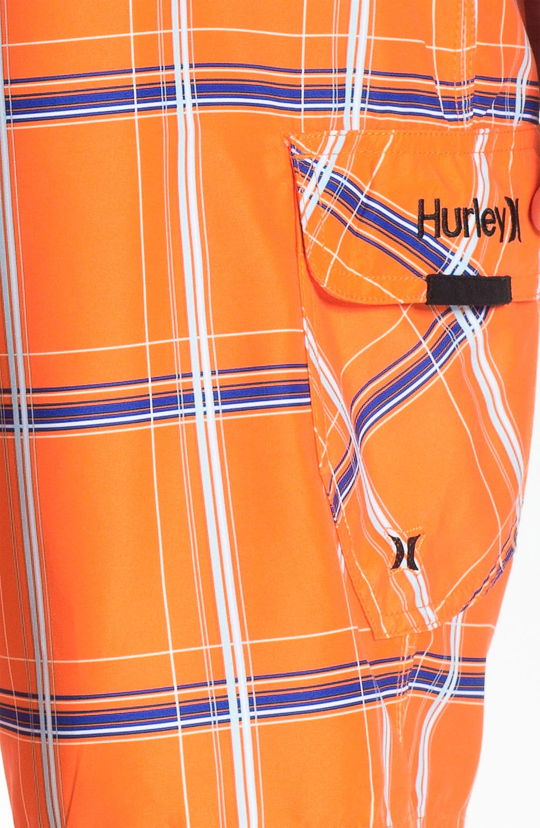 Alternate Image 3  - Hurley 'Puerto Rico' Recycled Board Shorts