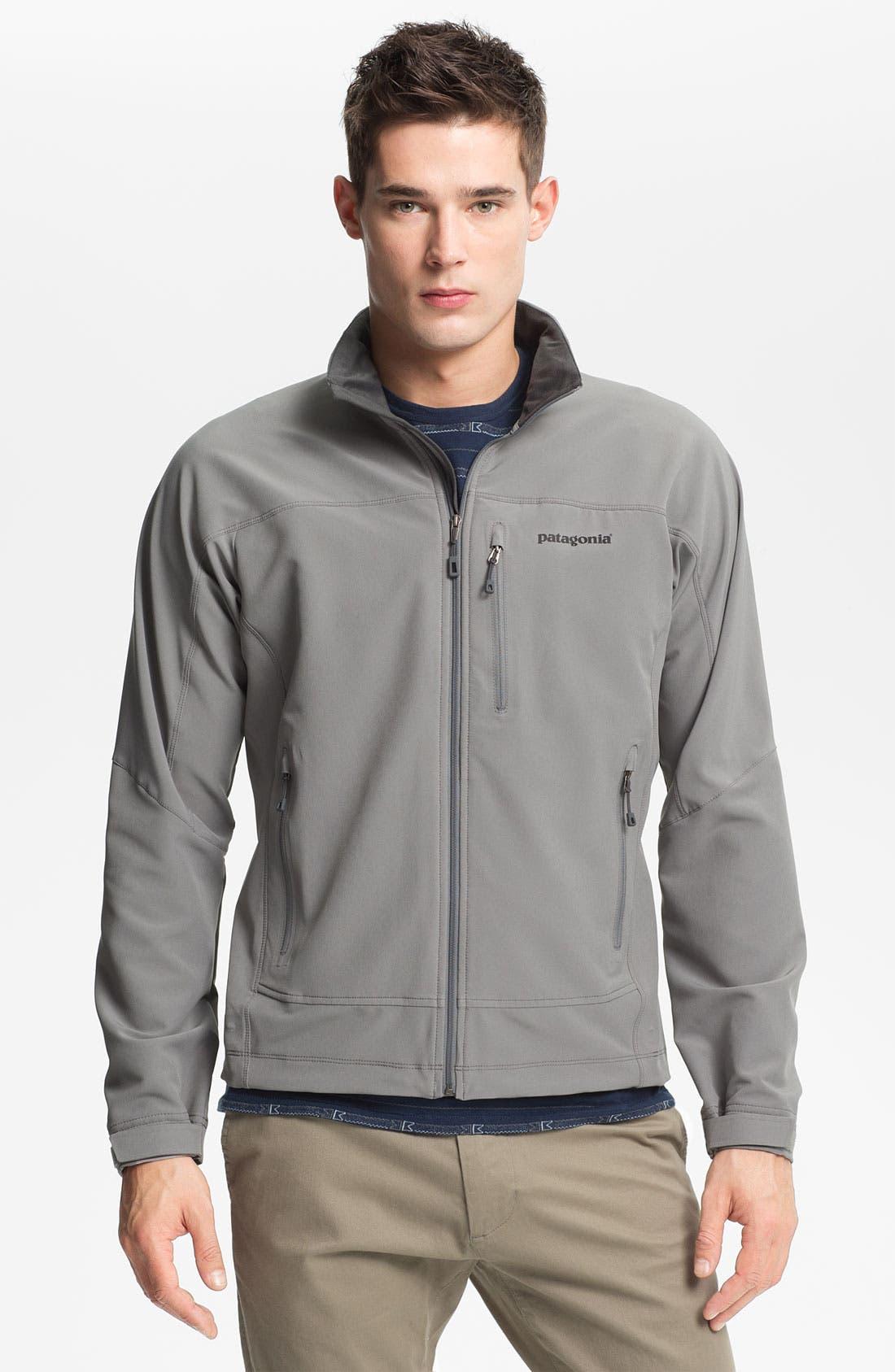 Alternate Image 1 Selected - Patagonia 'Simple Guide' Lightweight Jacket