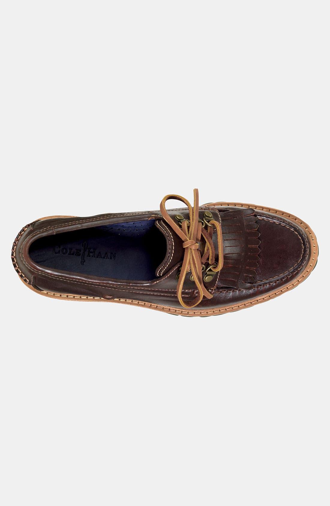 Alternate Image 3  - Cole Haan 'Monroe' Kiltie Boat Shoe   (Men)