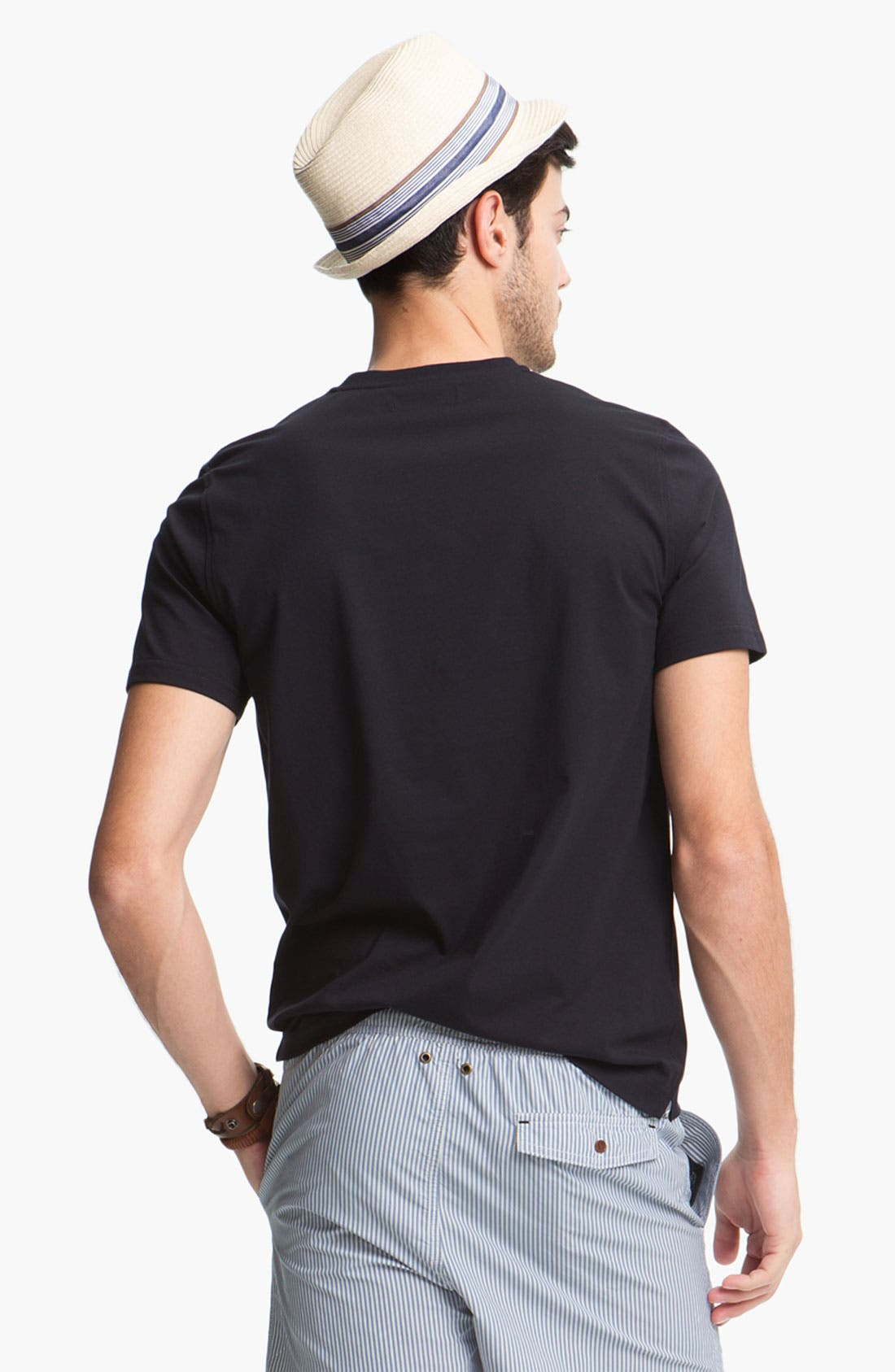 Alternate Image 2  - Fred Perry V-Neck T-Shirt