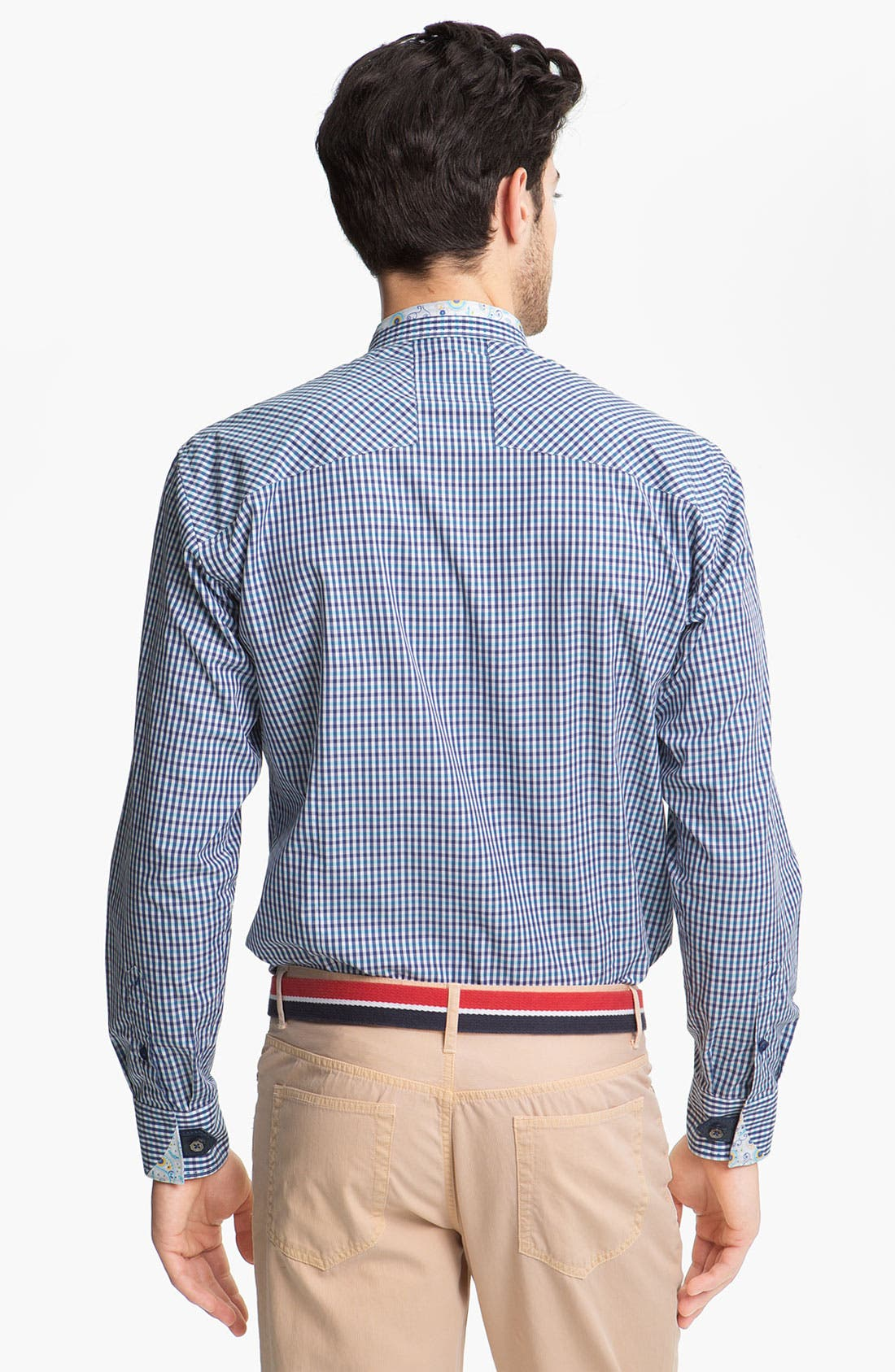 Alternate Image 2  - Bogosse 'JB 43' Trim Fit Sport Shirt
