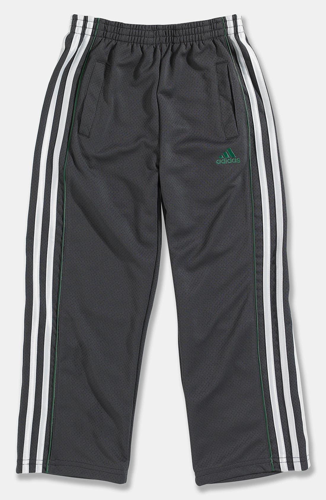 Main Image - adidas 'Midfield' Mesh Pants (Little Boys)