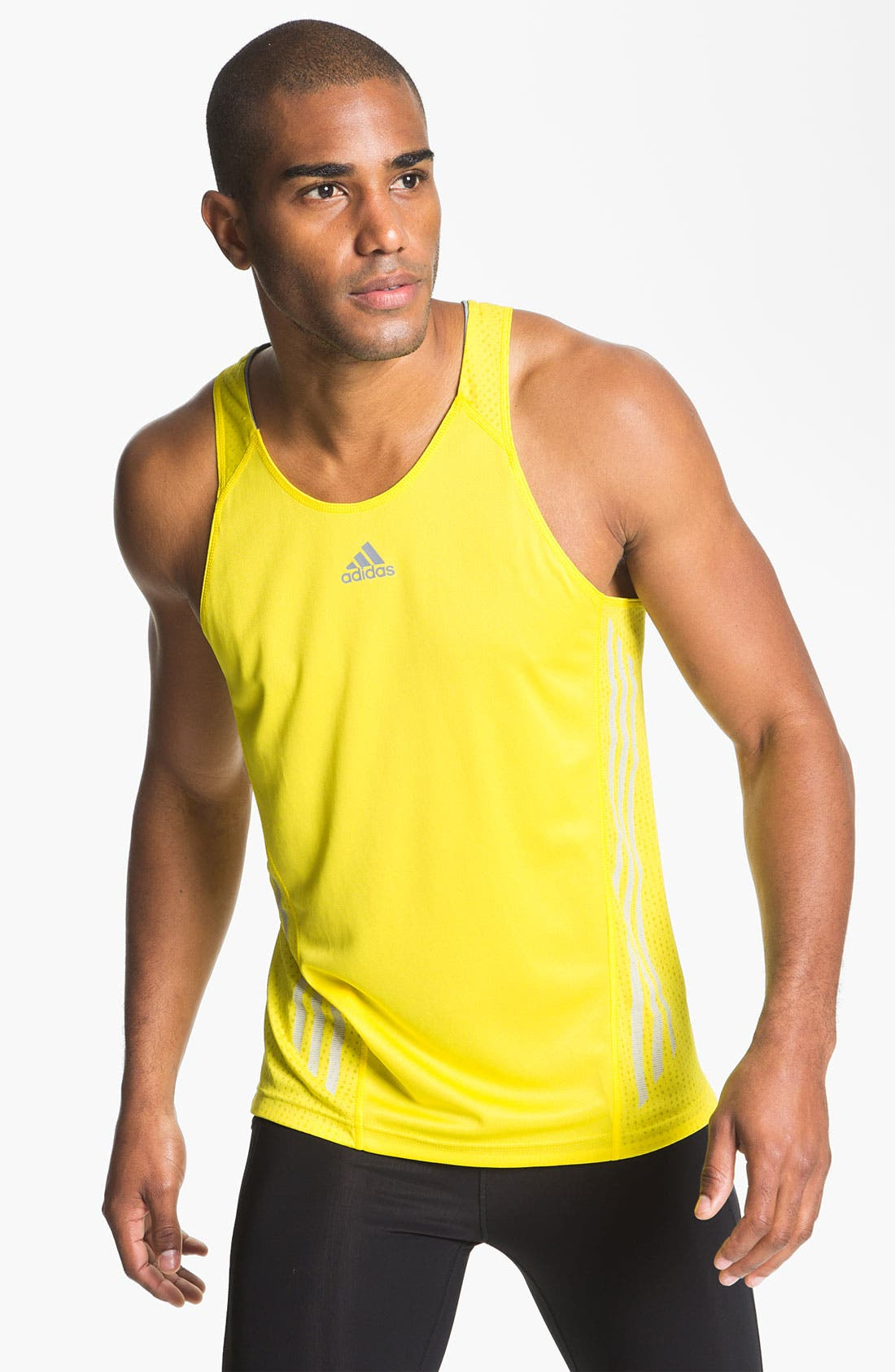 Alternate Image 1 Selected - adidas 'Supernova' Tank Top