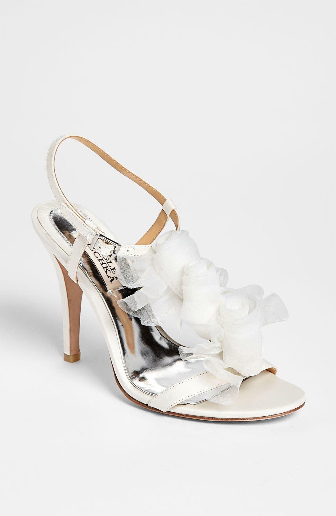 Alternate Image 1 Selected - Badgley Mischka 'Cissy' Sandal